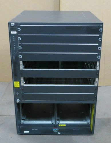 Cisco Catalyst WS-C6509 Modular Switch Chassis & Fans 6500 Series 800-04920-05